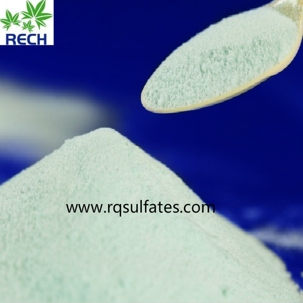 Green Vitriol Ferrous Sulfate Heptahydrate Industry Grade