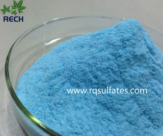 Copper Sulfate Pentahydrate 98% Powder